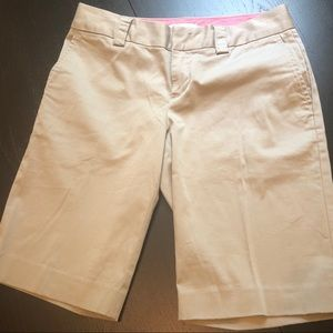 2/$15 Banana Republic Bermuda Shorts, Size 2